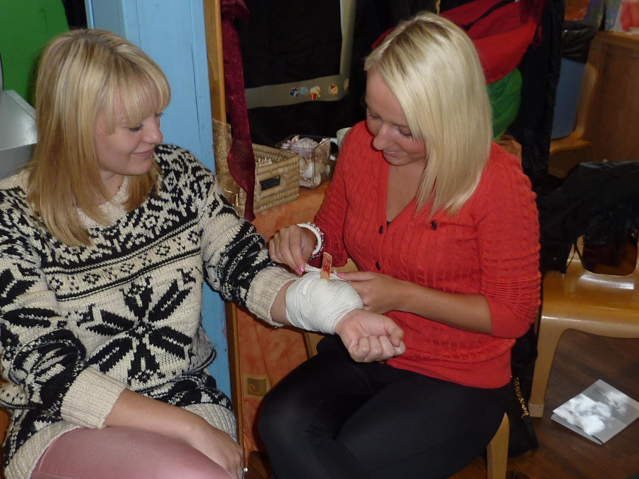 Nursery Emergency First Aid